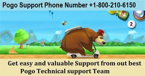 Technical Problems with Pogo Games for support +1-800-210-6150