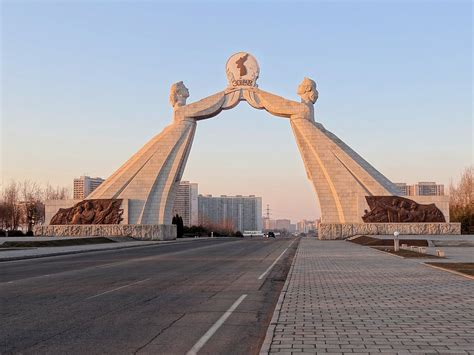 Arch of Reunification - Wikipedia