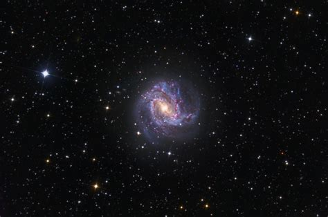 The Southern Pinwheel Galaxy - Messier 83 | Gábor Tóth