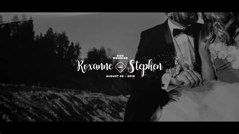 Premium Wedding Titles After Effects Templates - YouTube
