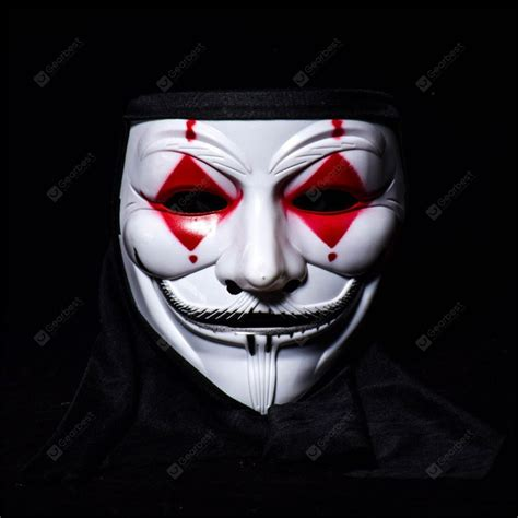 Hot Selling V for Vendetta Mask Anonymous Guy Fawkes Fancy