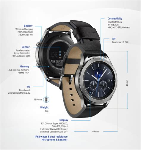 Samsung Gear Fit 2 and Gear S3 get minor software updates