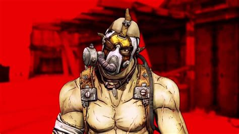 Borderlands 2 - Krieg: A Meat Bicycle Built for Two - GameSpot