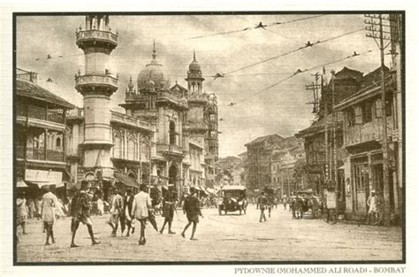 Inde, Bollywood et Cie: Bombay il y a 100 ans
