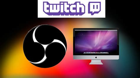 How to Stream from Mac to Twitch with OBS for free (Step