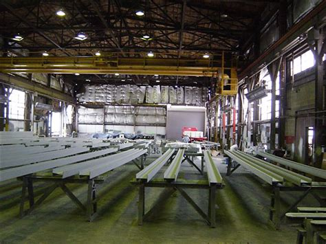 Grossi Steel | Structural Steel Painting