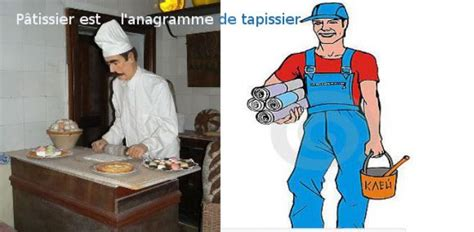 Une anagramme
