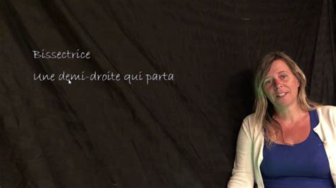 bissectrice - YouTube