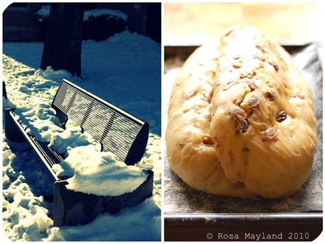 Rosa's Yummy Yums: DRESDNER CHRISTSTOLLEN - THE DARING BAKERS