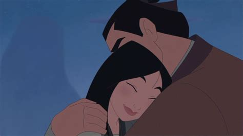 Wait for me, Dreamgiver | Day 9 - Favourite Couple Mulan