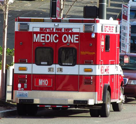 Wa , Seattle Fire Department : Emergency Medical Services