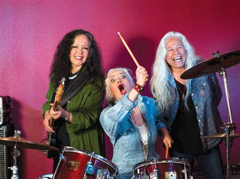 Fanny: The Female Rock Pioneers Are Rocking Again with