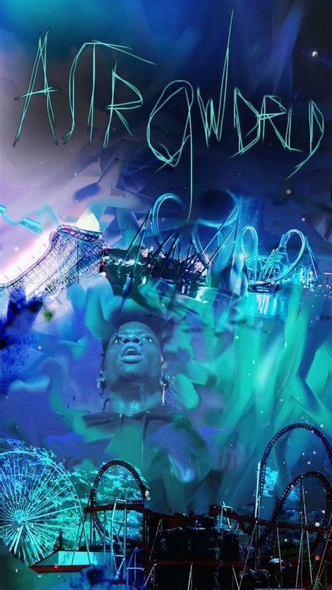 Travis ASTROWORLD wallpaper by EthannSams - a3 - Free on