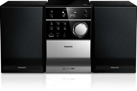 Classic micro sound system MCM1110/05   Philips
