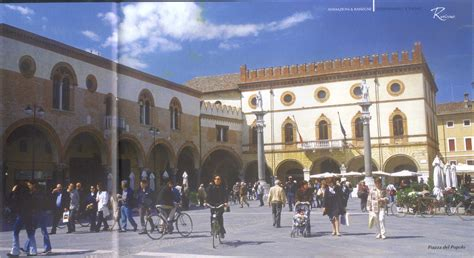 """Piazza del Popolo in """"Welcome to Ravenna"""" - Images - Sito"""
