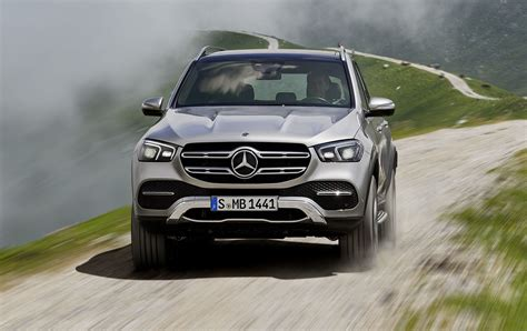 2019 Mercedes GLE | price, specs and release date | carwow