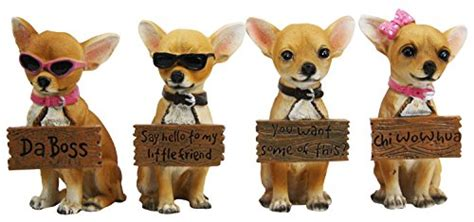 Chihuahua Figurine for sale | Only 4 left at -65%