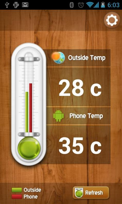 Best Android Apps: Popular Thermometer App For Android