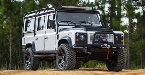 Land Rover Defender 110 'Project Savage' By ECD