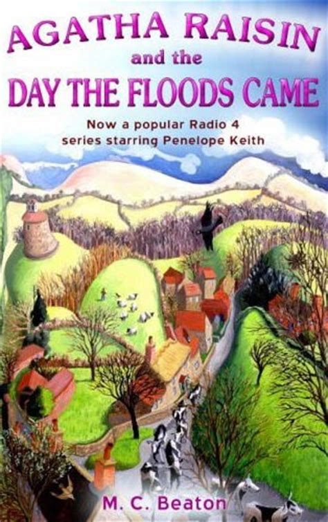 Review - Agatha Raisin and the Day the Floods Came by M C