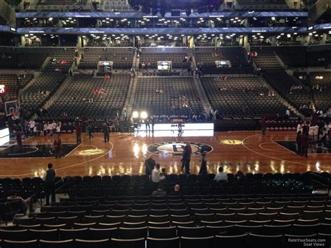 Barclays Center Section 24 - Brooklyn Nets - RateYourSeats