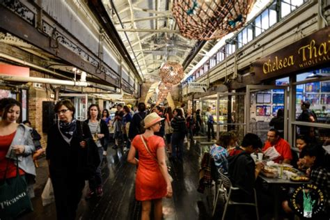 Chelsea Market, un lieu incontournable à New York