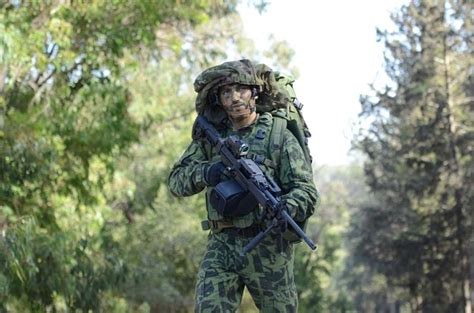 Finland Army Orders Camouflage From Israel's Fibrotex