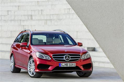 Updated 2014 Mercedes-Benz E-Class Photos and Details