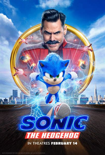 Sonic The Hedgehog - Movie Trailers - iTunes