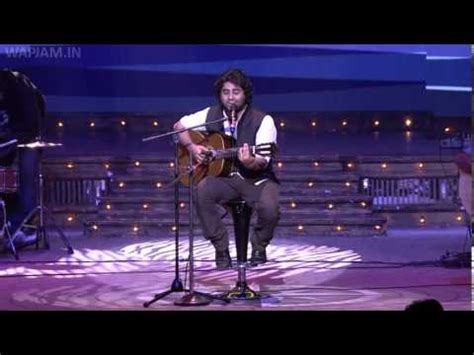 Arijit Singh With His Soulful Performance Mirchi Music