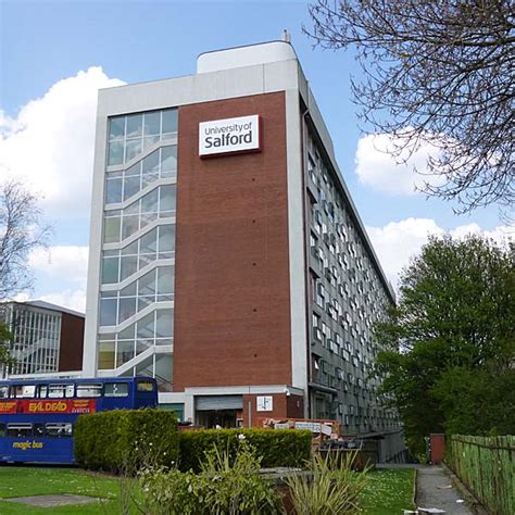 Maxwell Hall and Maxwell Building - University of Salford