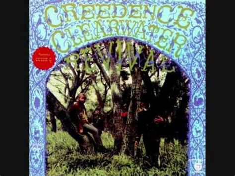 Creedence Clearwater Revival First album 1968 (full album