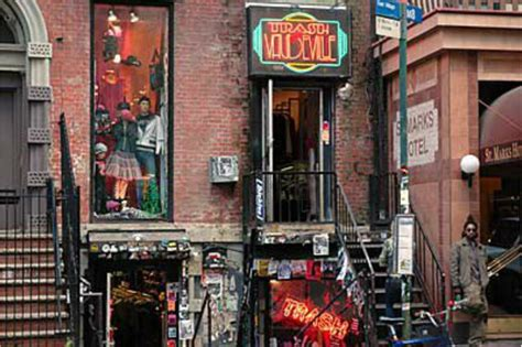 Trash and Vaudeville's Landmarked Building on the Market